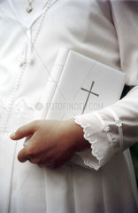 Holy Communion Bible