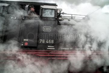 Dampflokomotive 78 468 - Preussische T18