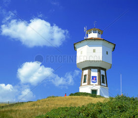 Insel Langeoog  Wasserturm