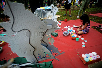 INDONESIA-SOUTH TANGERANG-OUTDOOR WORKSHOP AND EDUCATION FOR KIDS