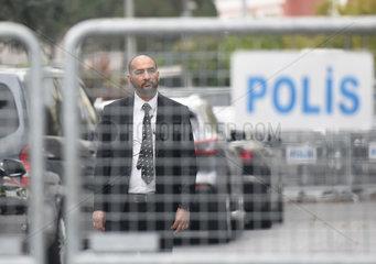 TURKEY-ISTANBUL-SAUDI CONSULATE-JAMAL KHASHOGGI-DEATH
