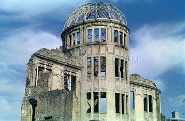 Atombombenkuppel
