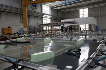 Wall AG Produktion Velten
