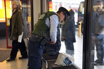 Sicherheit Flughafen-Tegel