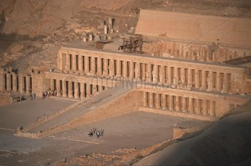 aegyptischer Totentempel