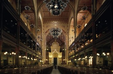 Budapester Synagoge