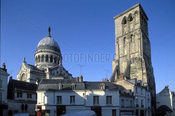 Basilique Saint-Martin in Tours