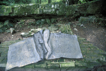 Gedenktafel fuer das Hitlerattentat