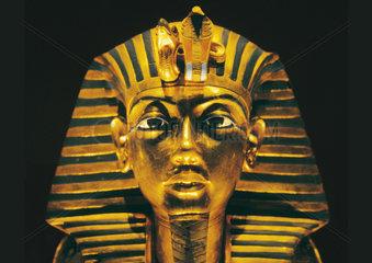 Aegypten - Totenmaske Pharao Tut Anch Amun