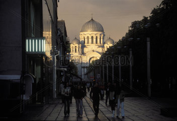 Russisch Orthodoxe Kathedrale