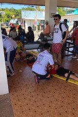 THAILAND-PHUKET ISLAND-SPEEDBOAT CRASH