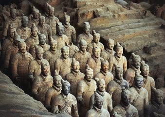 China - Xian  Terracotta Armee