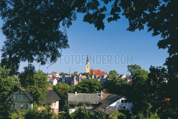Polen - Schlesien: Habelschwerdt - Bystrzyca Klodzka