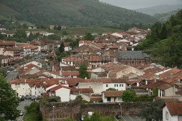 kleiner Ort auf dem Jakobsweg - Camino de Santiago