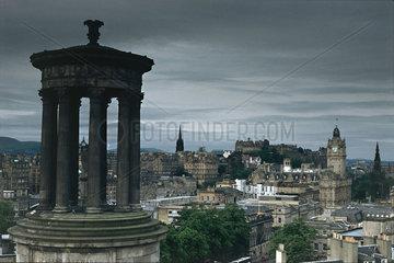 Schottland: Edinburgh