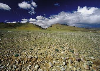 Tibet: Zentrale Hochebene