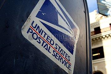 US-Postdienst United States Postal Service