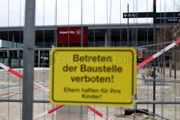 Flughafen Berlin-Brandenburg International (BER)