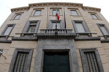 Italienische Zentralbank Banca d'Italia