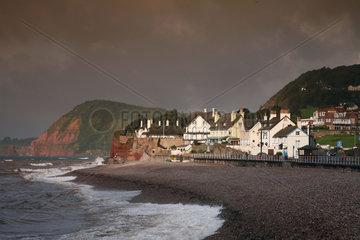 GB Sidemouth - Seaside
