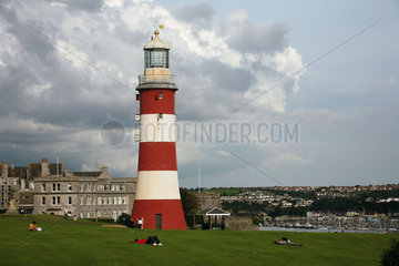 GB Plymouth - The Hoe