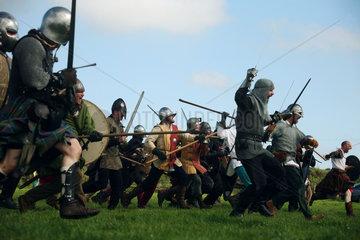 GB Tintagel - Schlacht
