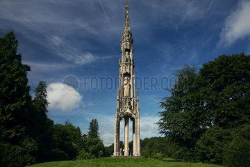 GB Stourhead - Garten Gotisch