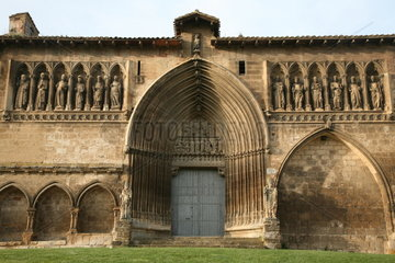 Kirche am Jakobsweg - Camino de Santiago
