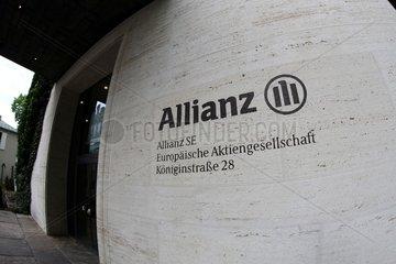 Allianz-Zentrale