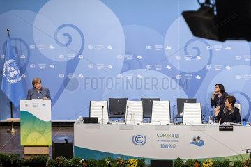 UN-Klimakonferenz Bonn 2017
