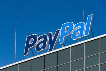 Kleinmachnow  Deutschland  PayPal-Deutschland GmbH im Europarc Dreilinden