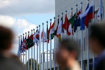 Fahnen der G20