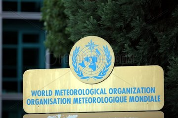 World Meteorological Organization in Genf