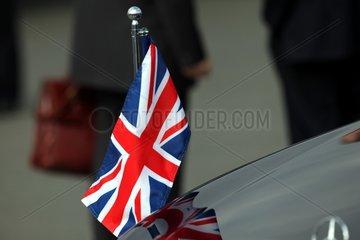 Fahne von Grossbritannien