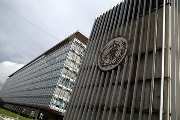 Weltgesundheitsorganisation (WHO) in Genf