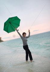 Strandurlaub auf Cayo Levisa