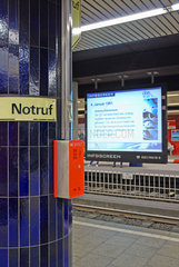 U-Bahnhof Ebertplatz in Koeln