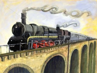 Lokomotive - Serie Paragraphen