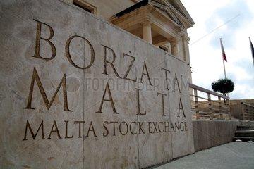 Boerse von Malta