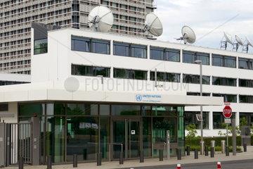 UN-Campus und Deutsche Welle