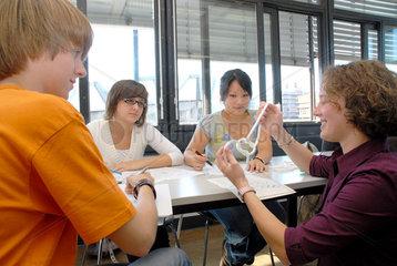 Mathematischer Workshop an der Ruhr-Uni Bochum