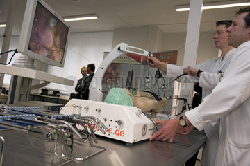 Vivantes Endoscopic Training Center Berlin