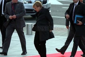 Angela Merkel am 28.10.2014