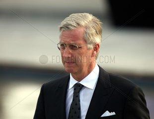 Koenig Philippe von Belgien