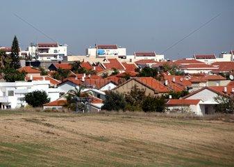 Israelische Siedlung Sderot