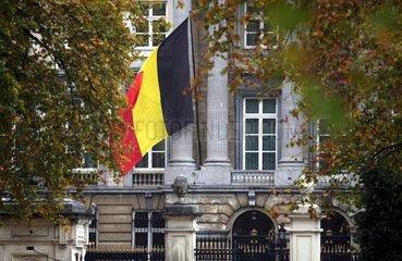 Belgisches Parlament in Bruessel