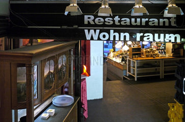 Restaurant im Essener Kreativzentrum Unperfekthaus