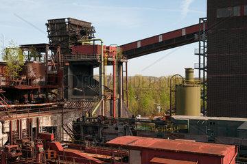 Kokerei Zollverein  Essen  NRW  Germany
