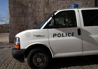 Israelische Polizei