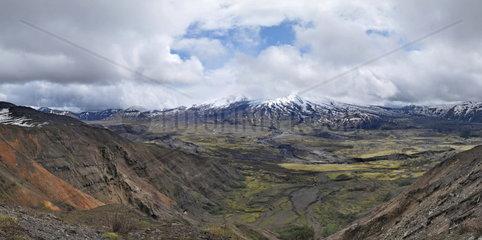 USA: Vulkan Mount Saint Helens